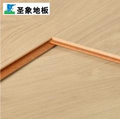 圣象地板F4星PB7高精度浮世绘高低光强化复合木地板