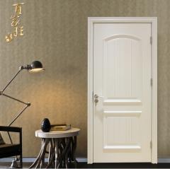 定制现代简约室内门烤漆实木门推拉房间卧室门复合套装门