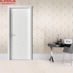 尚品本色木门 室内门 现代简约实木复合烤漆定制门套装门