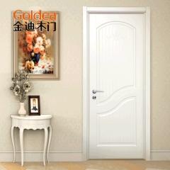 金迪木门卧室门实木复合门免漆门 全屋定制欧式室内门套装门005