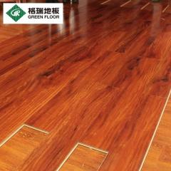 格瑞地板 强化复合木地板12mm 环保家用地暖地板防水 厂家直销k
